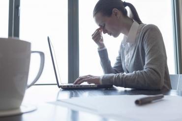 5 biểu hiện ít được biết đến của stress