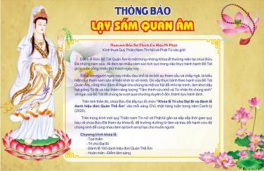 Chùa Bửu Đà: khóa lễ Trì chú Đại Bi và đảnh lễ danh hiệu Phật