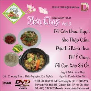 Món Chay Vol 03