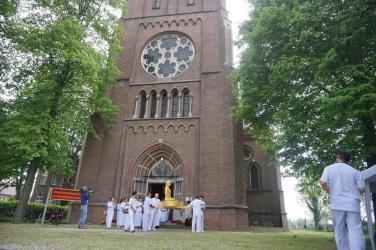 Hà Lan - chuyển đổi nhà thờ cổ thành tu viện Phật giáo