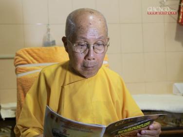 """HT.Thích Tịnh Hạnh: """"Nhờ mẹ mà bén duyên với cửa Phật"""""""
