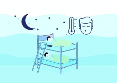 Tại sao nhiệt độ phòng là điều tối quan trọng cho một giấc ngủ ngon?