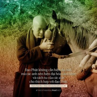 Bàn về Hiện đại hóa Phật Giáo
