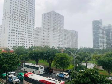Nhật ký từ bệnh viện dã chiến: Sài Gòn chiều mưa!