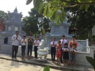 Chùa Bửu Đà: Học bổng 'Thích Như Thọ' Kỳ 1 - niên học 2018-2019