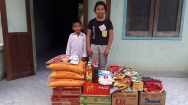 09/2016 - 09/2018: Chương trình 'Hạt Gạo Từ Bi' của chùa Bửu Đà tròn 2 năm