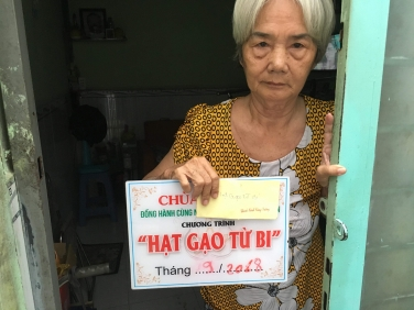 Tổng kết định kỳ 'Hạt Gạo Từ Bi' tháng 09/2018