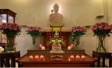 Thờ Phật sao cho đúng?