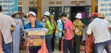 Chùa Bửu Đà: Kêu gọi đóng góp chương trình Từ Thiện vùng cao Tây Giang
