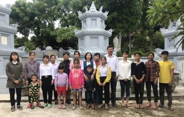 Chùa Bửu Đà: Học Bổng Thích Như Thọ (Quý I Niên học 2019-2020)