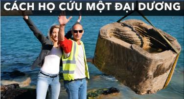 Cách Họ Cứu Một Đại Dương