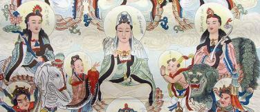 Vì sao không thấy tổ chức lễ vía Bồ-tát Văn Thù, Phổ Hiền?