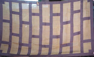 Tại sao y cà sa được chắp vá bằng nhiều miếng vải?