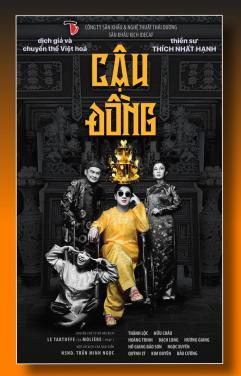 """NSƯT Thành Lộc công bố kịch """"Cậu đồng"""" của Thiền sư Thích Nhất Hạnh"""