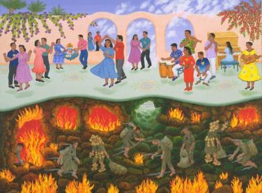 Có cực lạc, địa ngục hay không?