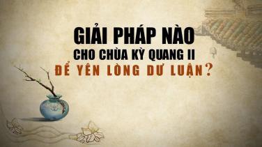 Phóng sự: Giải pháp nào cho chùa Kỳ Quang 2 để yên lòng dư luận