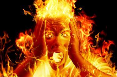 Tức giận, sân hận và phương pháp hóa giải