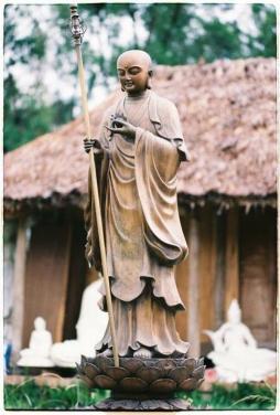 Chùa Bửu Đà: khoá lễ thí thực chư hương linh nhân lễ vía đức Địa Tạng Bồ Tát