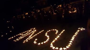 Tổ đình Cổ Lâm: Đêm Hoa Đăng & Lễ húy nhật lần thứ III HT.Thích Như Thọ