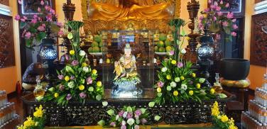 Lễ Quy Y & Vía Quán Thế Âm Bồ Tát 19-09-Kỷ Hợi