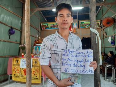 Quỹ Áo quan chùa Bửu Đà: Tổng kết tháng 10/2019