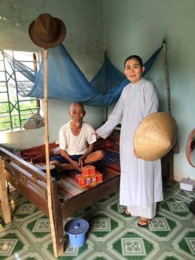 Chùa Bửu Đà: Hạt gạo từ bi tháng 10/2019