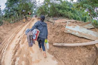 Chùa Bửu Đà: Kêu gọi chung tay chương trình cứu trợ bà con dân tộc Tây Giang - Quảng Nam