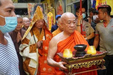 Phục hồi chức vụ Trụ trì chùa Kỳ Quang 2 đối với HT.Thích Thiện Chiếu