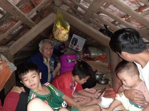 Thư kêu gọi chung tay hỗ trợ bà con Quảng Bình bị lũ lụt