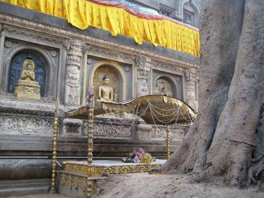 Ấn Độ: Phát hiện thêm hai tòa Kim cang tại Bồ Đề Đạo Tràng