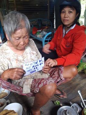 Chùa Bửu Đà: báo cáo chương trình Hạt gạo từ bi tháng 11/2019
