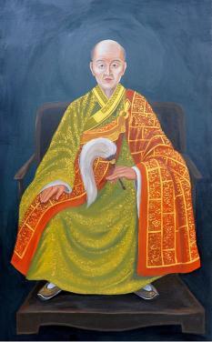 Thiền sư Minh Hải Pháp Bảo - Sơ tổ dòng thiền phái Lâm Tế Chúc Thánh