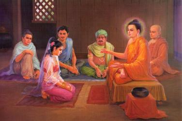 Lời Phật dạy về 3 điều người mẹ nên làm để tích phúc cho con cái