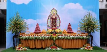 Chùa Bửu Đà: Lễ Khánh Đản Đức Phật A Di Đà năm Mậu Tuất (2018)