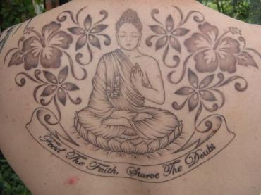 Nếu lỡ xăm hình Đức Phật thì phải làm sao?