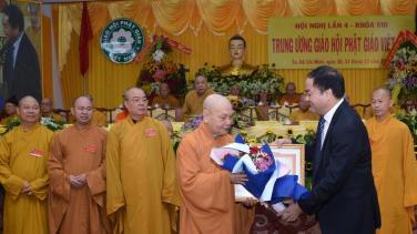Số liệu mới nhất: 60% dân số là tín đồ Phật giáo
