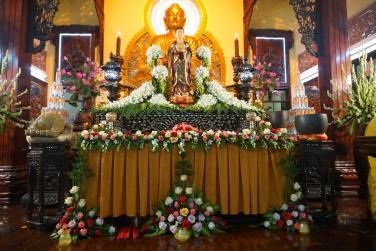 Chùa Bửu Đà: Lễ vía Phật A Di Đà năm Kỷ Hợi (2019)