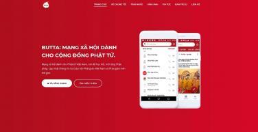 Butta: Mạng Xã hội mới ra mắt của Giáo hội Phật giáo Việt Nam
