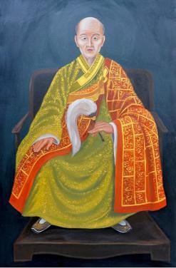 TỔ MINH HẢI – PHÁP BẢO: Sơ Tổ Khai Phái Lâm Tế Chúc Thánh Việt Nam