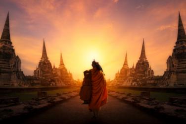 Qua bốn sự thật cao quý của Đức Phật học được nghệ thuật buông xả