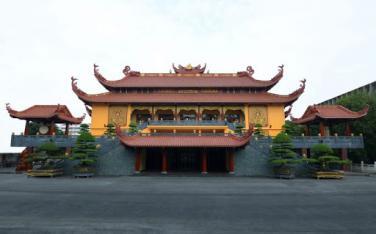 Phật giáo TP.HCM tăng cường phòng chống Covid-19