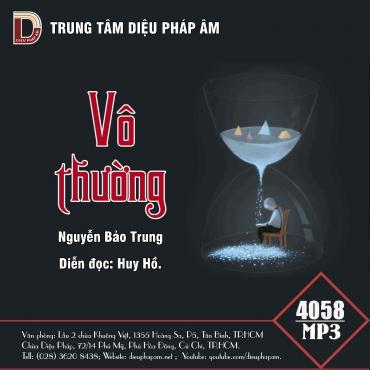 Vô Thường - Nguyễn Bảo Trung
