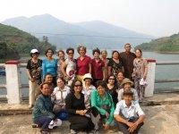 Từ Thiện Vùng Cao Tây Giang (Quảng Nam) ngày 26/01/Ất Mùi (2015)