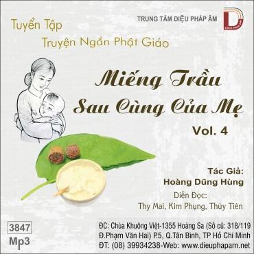 Truyện Ngắn Phật Giáo Vol.4