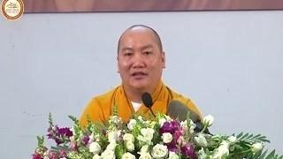 Tại Sao Phật Giáo Nam Tông Còn Ăn Mặn (Vấn Đáp) - Thầy Phước Tiến