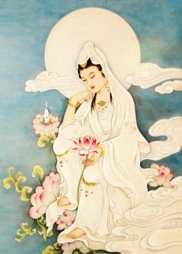 Nhạc Niệm Phật 'Quán Thế Âm Bồ Tát' Vol.01