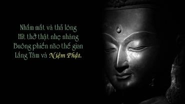 Nhạc niệm phật A Di Đà Phật - Cho giấc ngủ ngon