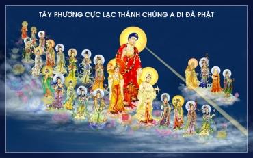 Nhạc niệm Phật 'Nam Mô A Di Đà Phật' Vol.3