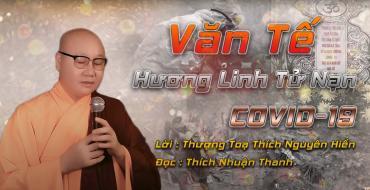 Văn Tế Hương Linh Tử Nạn Covid-19