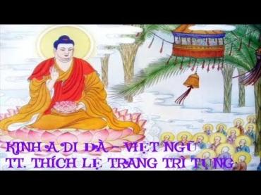 Kinh A Di Đà - TT. Thích Lệ Trang tụng